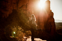 Steven-Nichole-Sedona-Cathedral Rock-Engagement-photo-8190
